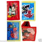 Multi Design kids Boys Girls Disney Coin Money Pouch Wallets Purses Party Gift