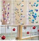 12pc mixed size Christmas ball for home decoration Christmas decoration window !
