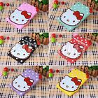 3D Cute HelloKitty Cat Cartoon Soft Silicone Case Cover for Apple iPad Mini 1/2