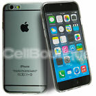 TPU SOFT SILICONE CLEAR GEL BACK CASE COVER FOR iPHONE 6 4.7 5.5 Plus  SCREEN