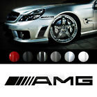 "Universal All Vehicle AMG Racing Sports Decal Sticker Various 6 Color 7.8""x0.8"""