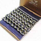 Great  Gift!   New Mens 100%  Mulberry Silk Long scarf Scarives Double Layer