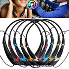 Wireless Bluetooth Headset Stereo Headphone For iPhone 6 Samsung LG Universal