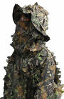 3D tree leaf (leafy) camo suit,  full body coverage, inner mesh layer