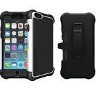 Ballistic Tough Jacket Maxx Rugged Case Cover For iPhone 6S 6 /6S Plus + Holster