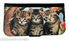3 KITTY SAMSUNG GALAXY & iPHONE CELL PHONE FLIP CASE LEATHER COVER WALLET