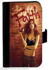 BUFFYS FAITH SAMSUNG GALAXY & iPHONE CELL PHONE FLIP CASE LEATHER COVER WALLET