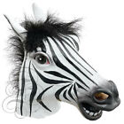 Latex Full Head Overhead Animal Cosplay Masquerade Fancy Dress Up Carnival Mask