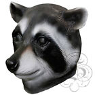 1 . Latex Full Head Overhead Animal Cosplay Masquerade Fancy Dress Carnival Mask