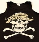 World Famous Gold & Silver Pawn Shop Men's Skull Tank Top History's Pawn Star