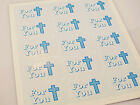 For You Christening Holy Communion Bonboniere Gift Invite Card Box Sticker Stamp