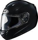 HJC CS-R2 Full Face Motorcycle Helmets Solid Colors Black