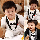Ideal Baby Boy Romper Jumpsuit Pretty Clothes Cotton Outfit Size 3-24M Vogue Hot