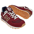 2516902671714040 1 New Balance 574   Red   Blue   White