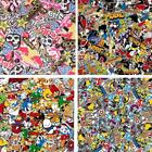 STICKERBOMB AIR FREE/ BUBBLE FREE VINYL WRAP ENERGY DRINKS STICKER BOMB CAR BIKE