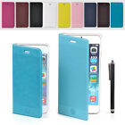 Slim Flip Stand Skin Protector Case Cover + Stylus Pen For Apple iPhone 6/6 Plus