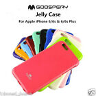 Genuine MERCURY Goospery Soft Jelly Case Cover For Apple iPhone 6/6s & 6/6s Plus
