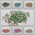 300 x Metal Decoration Studs - 3mm - Square - Crafts/Nail Art [Various Colours]