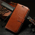 Genuine Real Leather Flip Wallet Case Cover For Samsung Galaxy S3 i9300 S III