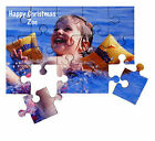 Personalised Child's Wooden Jigsaw Puzzle Add a Photo/Name/Message Lovely GIFT
