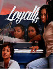 SET IT OFF loyalty real friends sisters for life gangsta photo glossy t-shirt