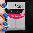 NEW French Manicure Nail Art Tips Tape Sticker Guide Stencil DIY Hot Sale on Rummage