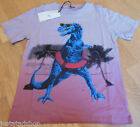Stella McCartney boy top t-shirt 10-11-12 y BNWT designer dinosaurus