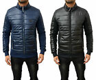 Mens Designer Foray Down Jacket Padded Smart Shiny Quilted Warm Coat Winter Top
