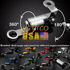 7 Colors Universal Fluid Reservoir Master Cylinder Bracket For Z750S 2006-2008