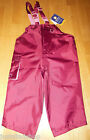 Hippychick baby boy girl waterproofs dungarees 18-24 m 2 y BNWT all-in-one