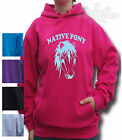 HORSE RIDING Equestrian HOODIE Child & Adult All size,s NATIVE PONY-&-WORDING