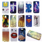 Various Fashion Pattern Design Hard Back Case Cover Protector For Samsung Series