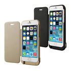 7000mAh External Battery Backup Power Pack Charging Flip Case for iPhone 6 4.7""
