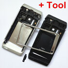 New Metal Good quality for Nokia N8 full set housing case top bottom side keypad