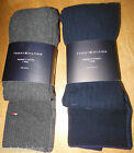 Tommy Hilfiger women cotton grey, brown, navy tights BNWT S, M, L 36-38 40-42-44