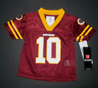 NFL-Players-Toddler Washington-Redskins-10-Griffin lll Various Sizes NWT