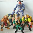 Small Soldiers action force figures toy Archer Chip Hazard Nitro insaniac Nibble