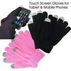 New Unisex, Male/Female Winter Touch Screen Gloves iPhone iPad S4 S5 Tablet PC