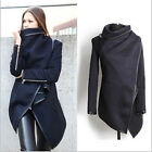 Korean Womens Warm Long Coat Fit Jacket Windbreaker Parka New Coming Overcoat