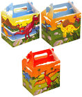 Dinosaur Party Food Lunch Boxes Childrens Gift Bags Loot Themed Birthday Boy