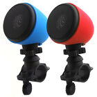 Car Motorcycle/ Bicycle Wireless Bluetooth 3.0 Speaker with Microphone Mount DA