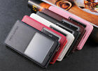 VIEW Windows Leather Flip Stand Case Cover For Samsung Galaxy Note 4 / S5 Mini