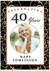 Personalised Adult Birthday Party PHOTO Poster Banner N36. A4 or A3 Size ANY AGE