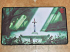 Custom Playmat Legend of Zelda FOR YUGIOH MTG CARDFIGHT VANGUARD Mat Game Pad