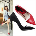 Fashion Womens sexy hollow out Pointy Toe pump high heels office lady's shoes