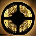 HOT 5M Warm White 3528 600Led SMD Flexible Strip Non-waterproof 12V Home Lights