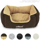 Dog Cat Bed Basket Cushion Pet Puppy Kitten Sofa Small Soft Indoor Pillow New