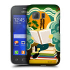 HEAD CASE DESIGNS POWER OF BOOKS HARD BACK CASE FOR SAMSUNG GALAXY YOUNG 2 G130