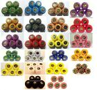 5 Solid ANCHOR Pearl Cotton Crochet Balls Size No 8 Thread, 85 Meters Best Deal