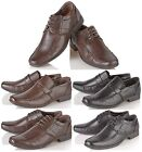 MH Collection Men's Smart Italian Formal Office Wedding Shoe Size